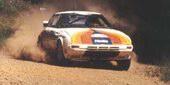 Rod Millen на автомобиле Mazda RX-7